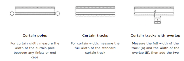 measuring-curtains-width