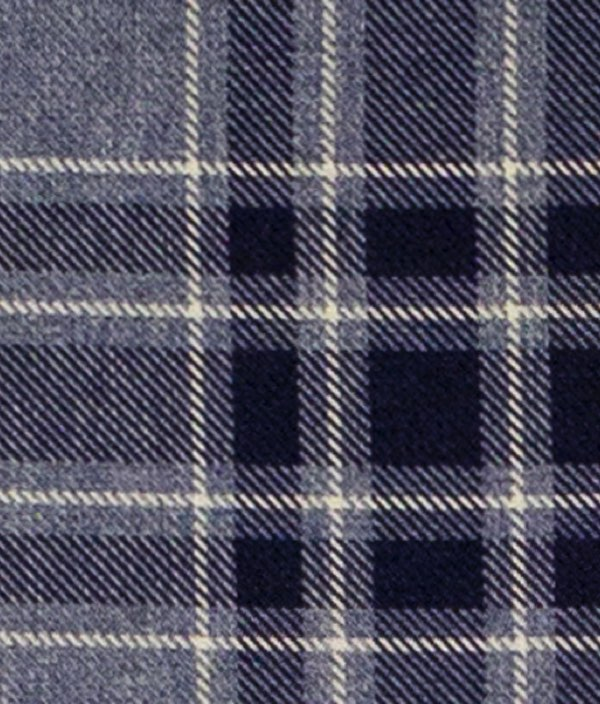 Argyle Denim Fabric by the Metre