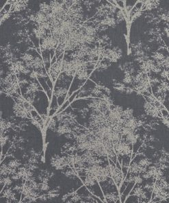 Charnwood Charcoal Fabric Swatch