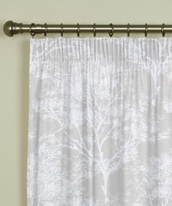 Charnwood Pearl Pencil Pleat Curtains