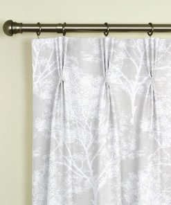 Charnwood Pearl Pinch Pleat Curtains