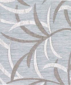 Eden Azure Fabric by the Metre