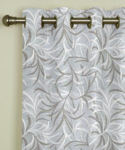 Eden Azure Eyelet Curtains