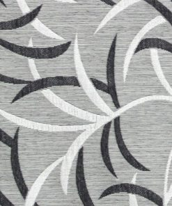 Eden Silver Fabric by the Metre