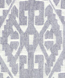 Ledbury Pewter Fabric by the Metre