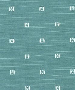 Mirage Azure Eyelet Curtains