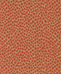 Polka Spice Fabric by the Metre