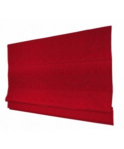 Tuscany Red Roman Blind