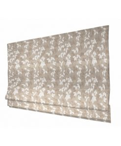 Willow Taupe Roman Blind