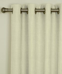 Tuscany Cream Eyelet Curtains