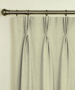 Tuscany Cream Pinch Pleat Curtains