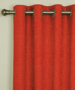 Tuscany Spice Eyelet Curtains