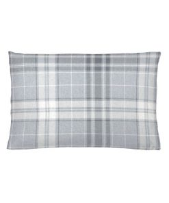 Argyle Duckegg Cushion