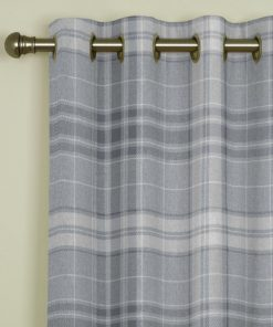 Argyle Duckegg Eyelet Curtains
