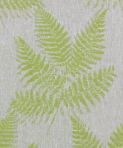 Fern Olive Fabric by the Metre