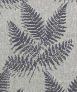 Fern Pewter Fabric by the Metre