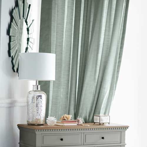 Made to measure curtains from Marks & Spencer