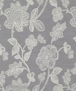 Corsica Dove Pencil Pleat Curtains