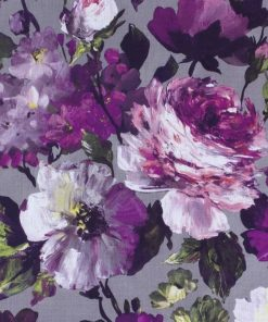 Evie Fuchsia Fabric by the Metre