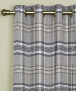 Tavistock Duckegg Eyelet Curtains