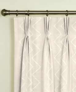Ziggy Champagne Pinch Pleat Curtains