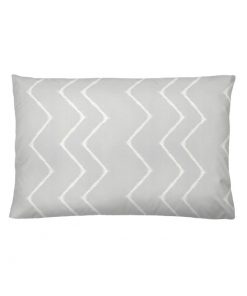 Ziggy Silver Cushion