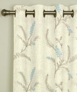 Arabella Duckegg Eyelet Curtains