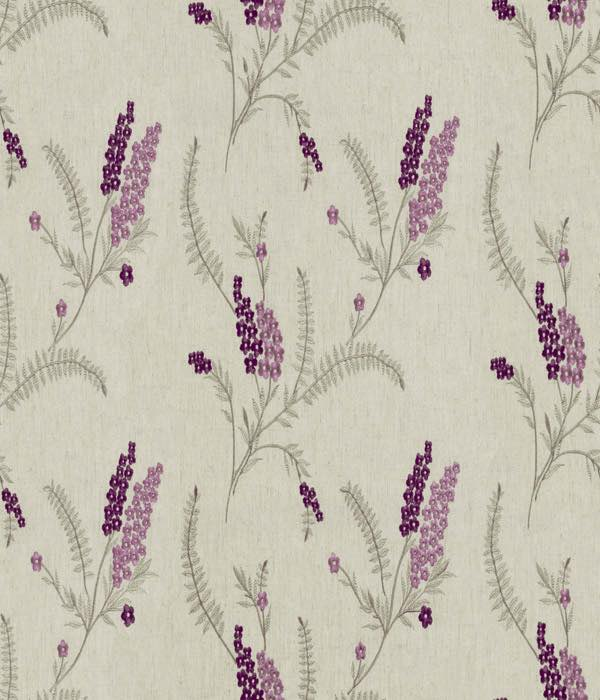 Arabella Heather Fabric by the Metre