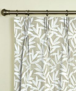 Ashton Linen Pinch Pleat Curtains