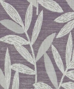 Ashton Mauve Fabric Pelmet