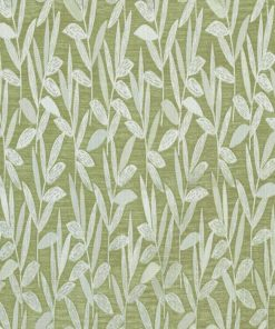 Ashton Olive Fabric Pelmet