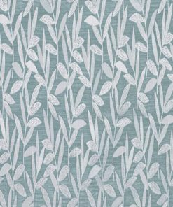 Ashton Teal Fabric Pelmet