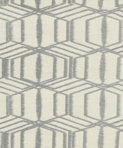 Byron Silver Fabric Swatch