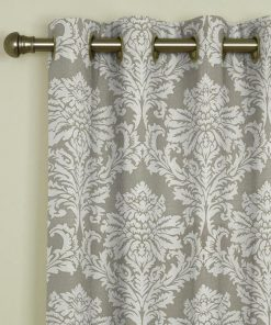 Dunstable Parchment Eyelet Curtains