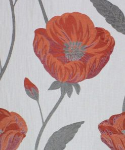 Freesia Spice Fabric Pelmet