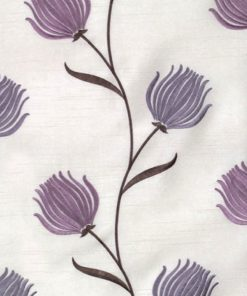 Leela Heather Fabric Pelmet
