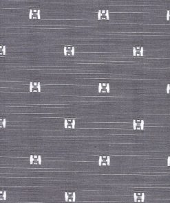 Mirage Pewter Fabric Pelmet