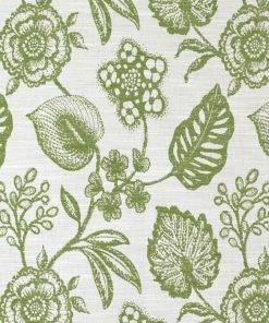 Manon Sage Fabric Pelmet