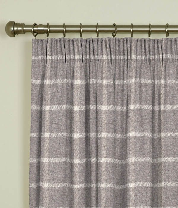 Home Made To Measure Pencil Pleat Curtains